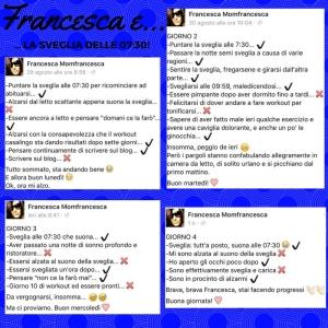 Francesca e...
